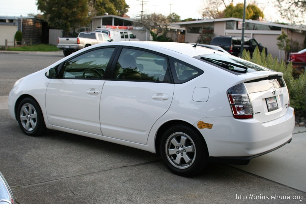 selling my toyota prius 2005 emmanuel 39 s blog. Black Bedroom Furniture Sets. Home Design Ideas